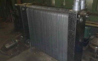 Охладитель пластинчатый А1-ООЛ-25