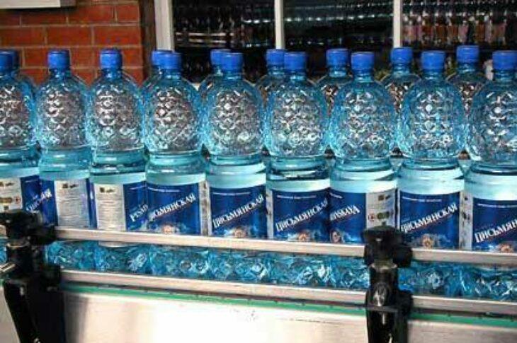 Производство безалкагольных напитков