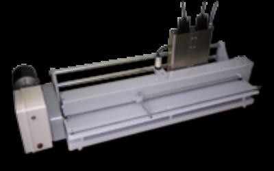 Устройство для протяжки мешков с одновременной маркировкой