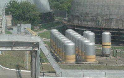 Аппараты емкостные цилиндрические для газов и жидких сред